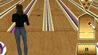 Friday Night Bowling Gameplay 2