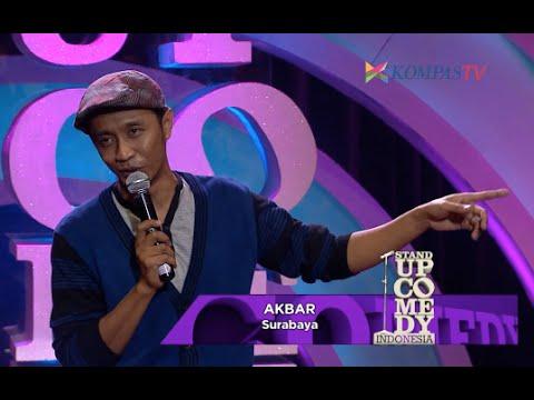 Akbar: Mencintai Indonesia (SUCI 1 Show 6)