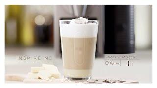 Nespresso recipe | White Mocca