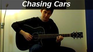 Snow Patrol - Chasing Cars (Cover) arranged by Casper Esmann