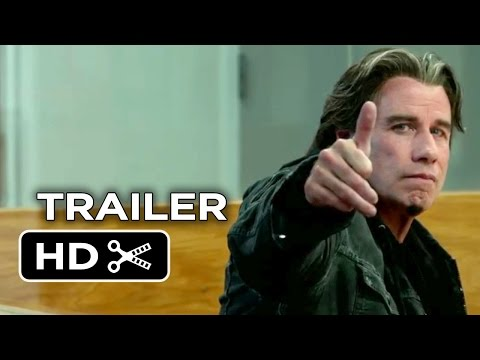 The Forger Official Trailer #1 (2015) - John Travolta, Christopher Plummer Crime Thriller HD