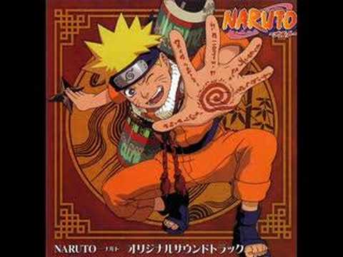 Naruto Soundtrack - Strong and Strike