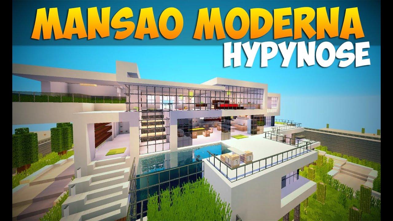 Minecraft Mans O Moderna Para Download Hypynose By Manyacraft