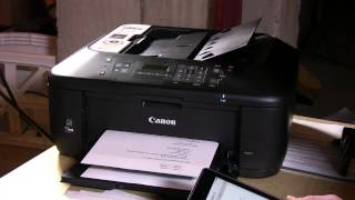 Canon MX472 Wireless Office All-In-One Printer Review(Buy it on Amazon - http://lon.tv/ewmfe (affiliate link) Canon, HP, and Epson have all largely perfected ink jet printers and this one certainly represents the Canon ..., 2014-03-30T21:55:54.000Z)