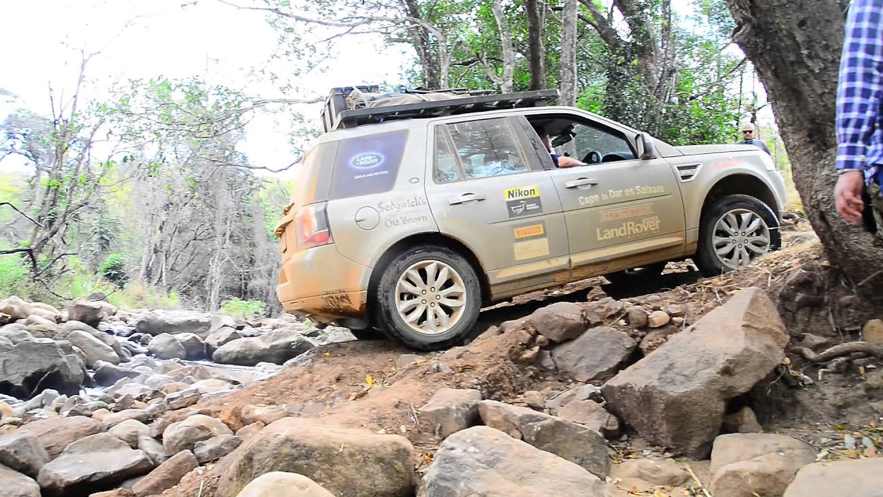 Editor s Review Freelander 2 Land Rover AFRICA Magazine Video 1