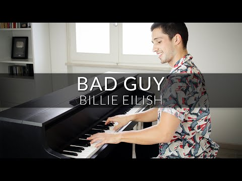 Billie Eilish - Bad Guy | Piano Cover