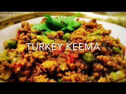 Recipe 15 | Turkey Keema