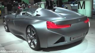 BMW Vision Concept - 2011 Dubai Motorshow