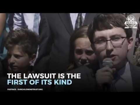 Climate Change legal action