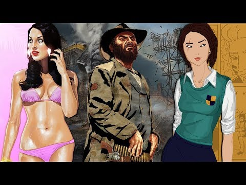 The Future of Rockstar - BuIIy 2, Red Dead Redemption 2, GTA 6, L.A. Noire 2 & More Games?!