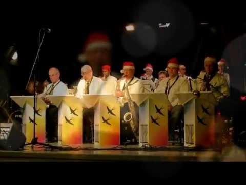 "Horre Zeiger BigBandi kontsert ""Valged jõulud"""