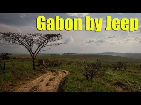 Gabon by Jeep