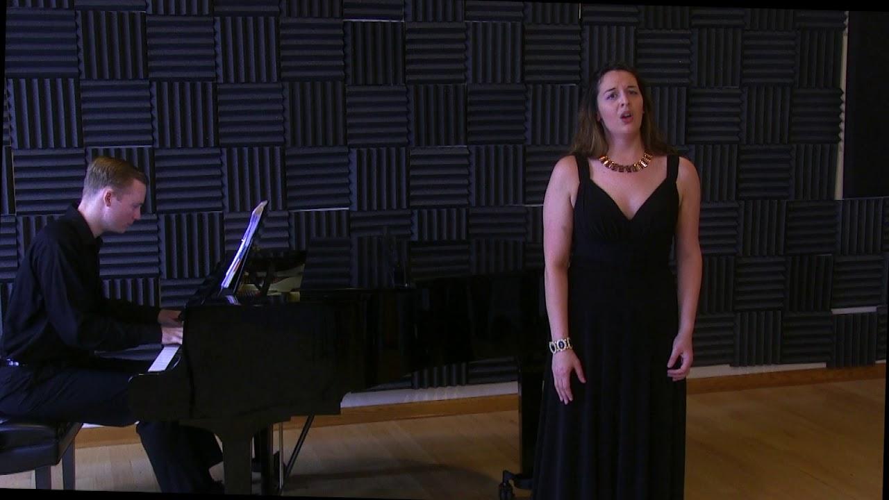 Signore, ascolta! (Liu's Aria, Act 1) from Turandot by Puccini Hillary Esqueda, Soprano