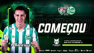 ((SÉRIE A)) Fluminense x Juventude