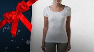 Fashion Sale! Up To 40% Off On Undershirts Women