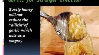 How to Use Garlic for Stronger and harder erection