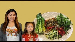 Somlor Numya | Khmer food | Delicious food | Soup | Mom and daughter cooking