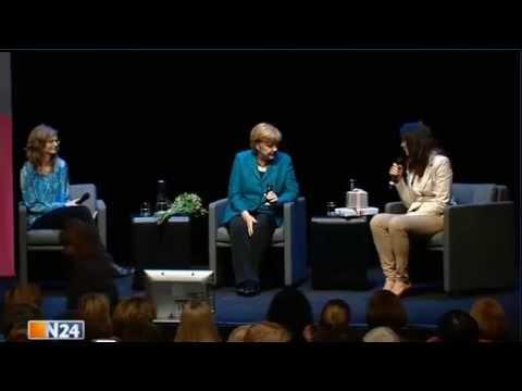 Kanzlerin Merkel so offen wie nie IM BRIGITTE-INTERVIEW