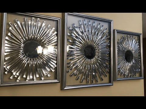 Dollar Tree DIY || Framed Wall Art