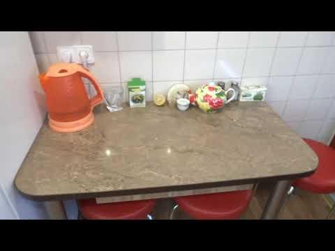 Стол для маленькой кухни |  #столдлямаленькойкухни #edblack
