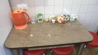 видео Стол для маленькой кухни