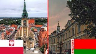 Białoruś i Polska | Porównanie | Witebsk i Toruń - Беларусь и Польша | Сравнение | Витебск и Торунь