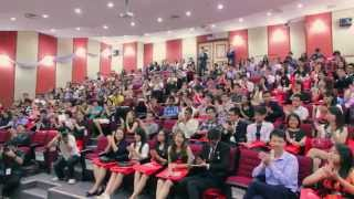 TTC SPM 2014 High Achiever Award Ceremony