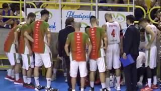 LNP Playoff Serie B 2018 Gara 2 Finale Tab  1   Omegna vs Pall  Piacentina