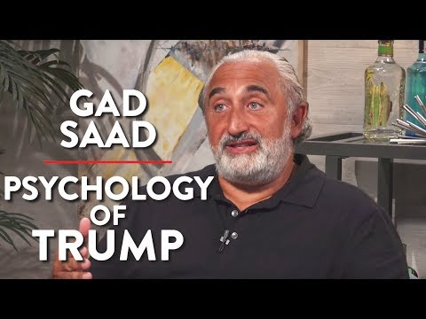 Psychology Of Trump & The Ostrich Parasitic Syndrome (Pt. 1)   Gad Saad   ACADEMIA   Rubin Report