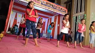 High heels dance by vertex prime kids