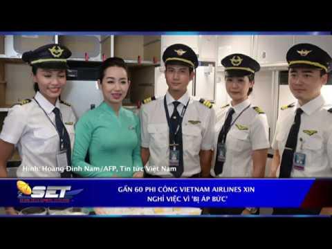"""Gần 60 Phi Công Vietnam Airlines Xin Nghỉ Việc Vì """"Bị Áp Bức"""""""