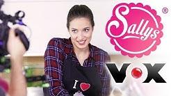 Sally BACKstage | Meine Fernsehserie auf VOX / Sallys Welt