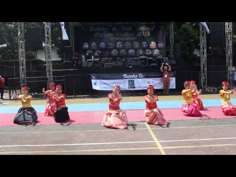 indonesian international culture festival 2015 uksw salatiga