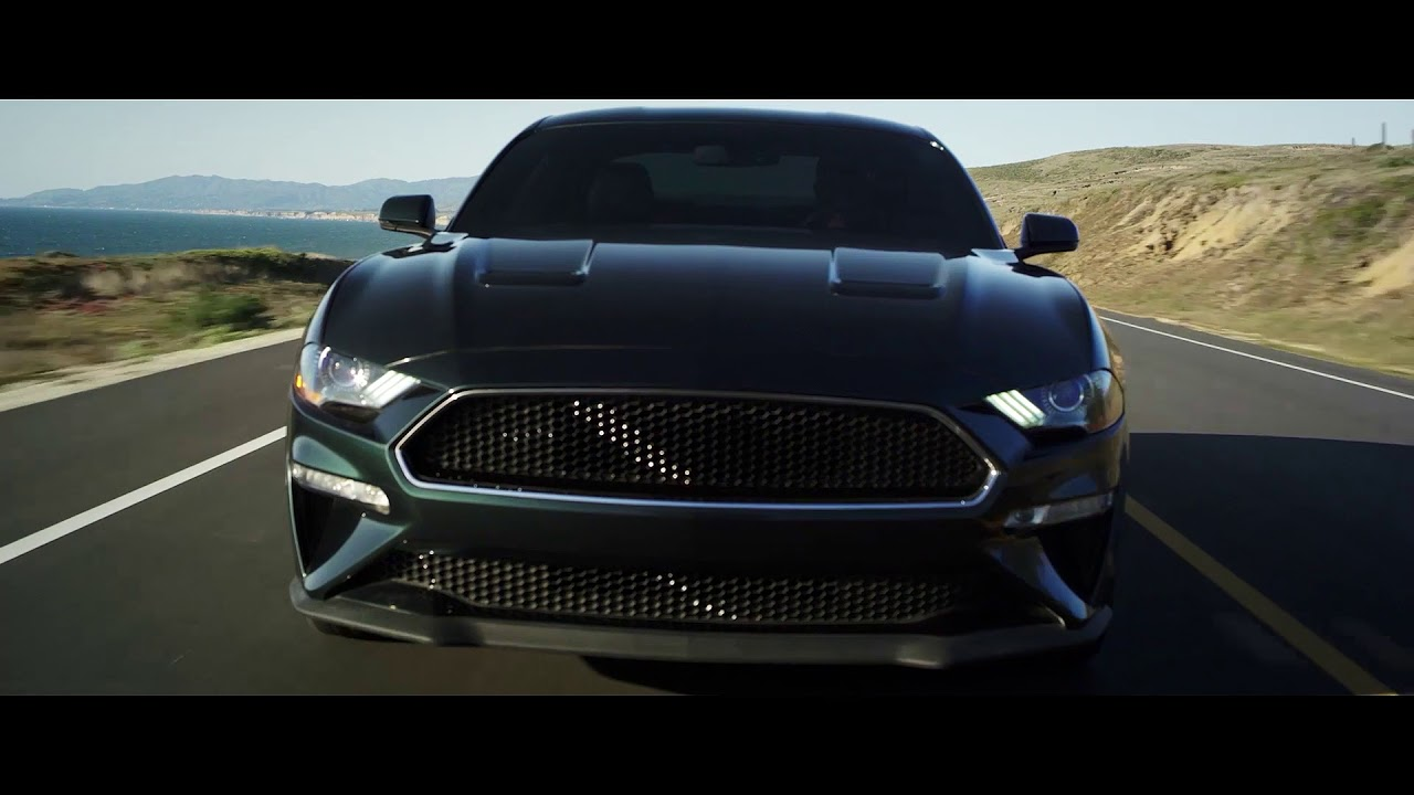 2019 Ford Mustang Bullitt Driven: Riding 480 Loud Horses | Review