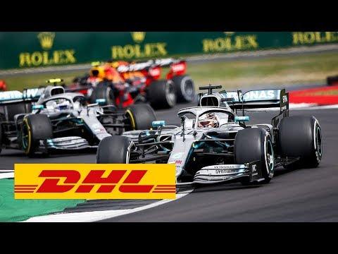 DHL Fastest Lap Award: Formula 1 Rolex British Grand Prix 2019 (Lewis Hamilton / Mercedes)