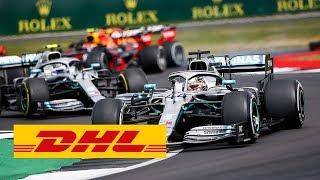 DHL Fastest Lap Award: Formula 1 Rolex British Grand Prix 2019 (Lewis Hamilton / Mercedes) Video