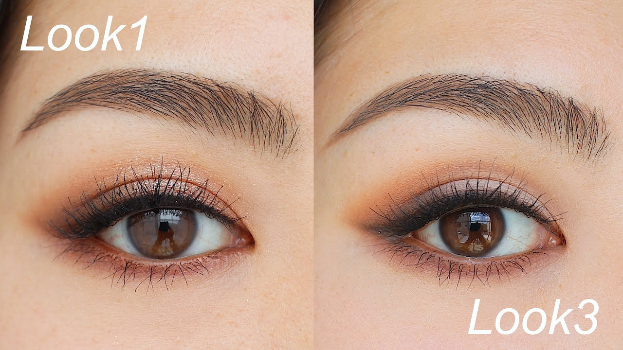 【NARS•3ルック】1つのパレットでアイメイク♥|Nars wanted eyeshadow palette | 1 palette 3 looks
