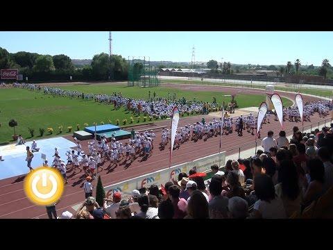 Clausuradas con éxito las Escuelas Deportivas Municipales- Badajoz Onliine Tv