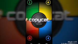 CopyCat Challenge - Murilo Lourenço - Treino - 18/12/2017