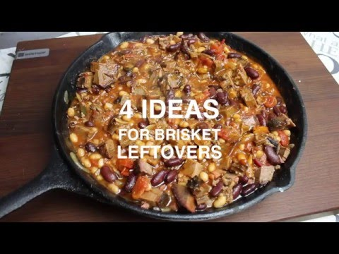 4 ideas for brisket leftover english Grilland BBQ-Recipe 0815BBQ