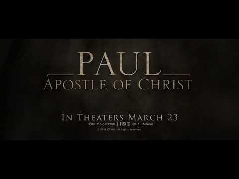 Paul, Apostle of Christ: Teaser Trailer