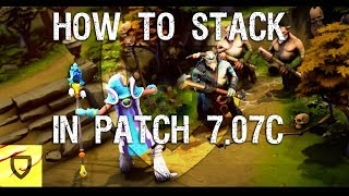 Dota 2: Boost Your Farm by Mastering Stacking | How To Play Dota 2 | PVGNA.com