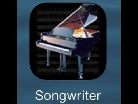 Genius Songwriter Demo and Tutorial for iPad, Fantastic Aid To Songwriting