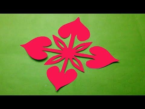 Paper Cutting Design-Kirigami
