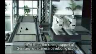 видео: Промышленные швейные машины JOYEE