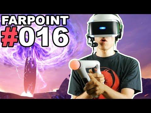 DIE ZEIT WIRD KNAPP 🐲 Let's Play Farpoint VR #016 [Facecam/Deutsch]