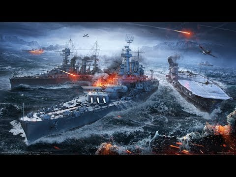 Admiral Cakcop !!! - World Of Warships Indonesia
