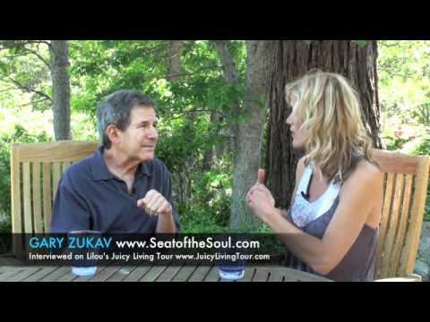 Gary Zukav: How to create authentic power? Love vs. Fear