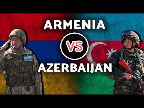 Armenia vs Azerbaijan - Military Power Comparison 2020