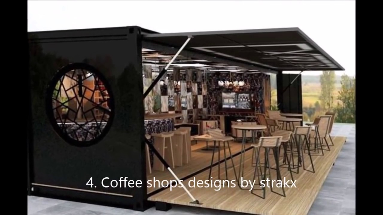 Container Coffee Shop Indonesia 6281330192267 Youtube